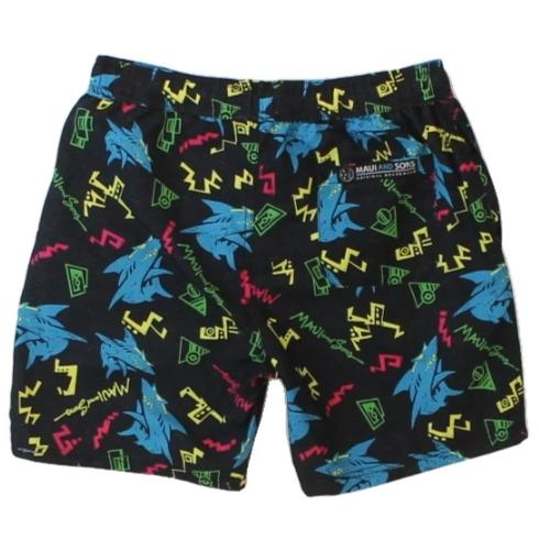 "Men's ""Twisted Tribe"" Pool Short"