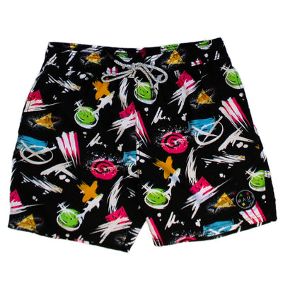 Thrashing Around Men's Pool shorts
