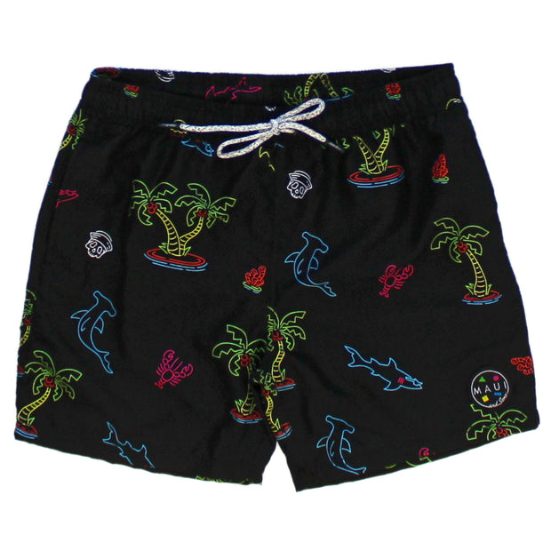 Lights Out Men's Pool shorts