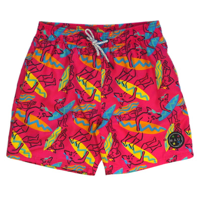 Surf Chaser Men's Pool shorts