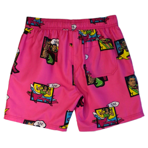 Maui Strip Men's Pool shorts