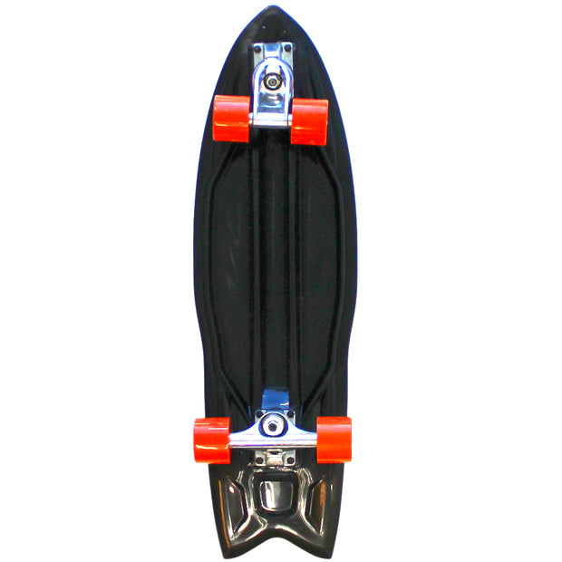 Best View Surf Skate Caster Shortboard