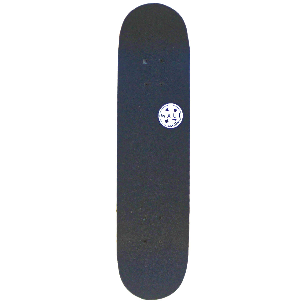 "Brain Wave 31"" Traditional Skateboard"