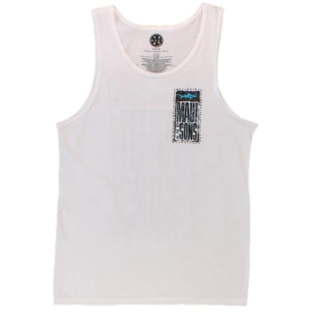 Wear Tear Tank Top