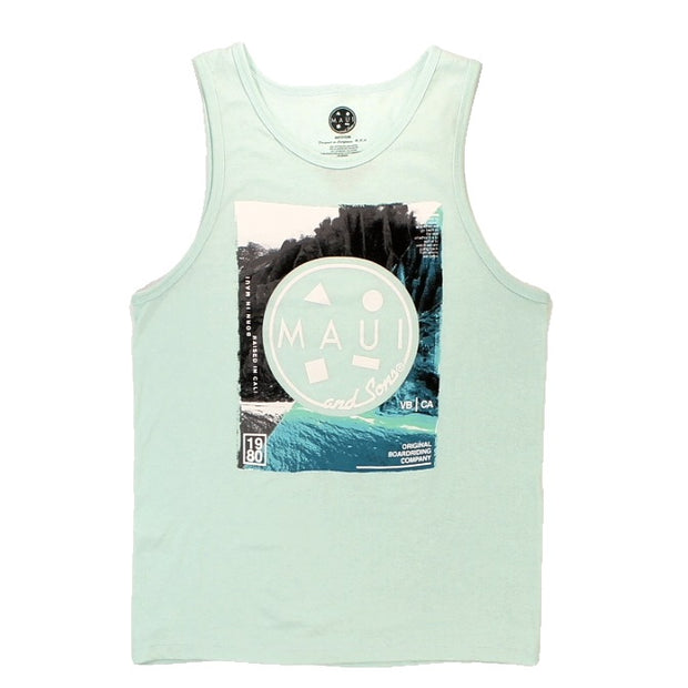 Out To Sea Mens Tank Top