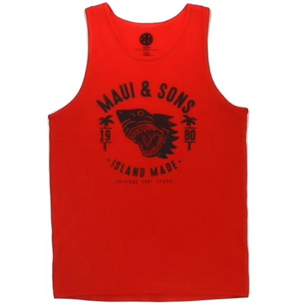 Island Made Mens Tank Top