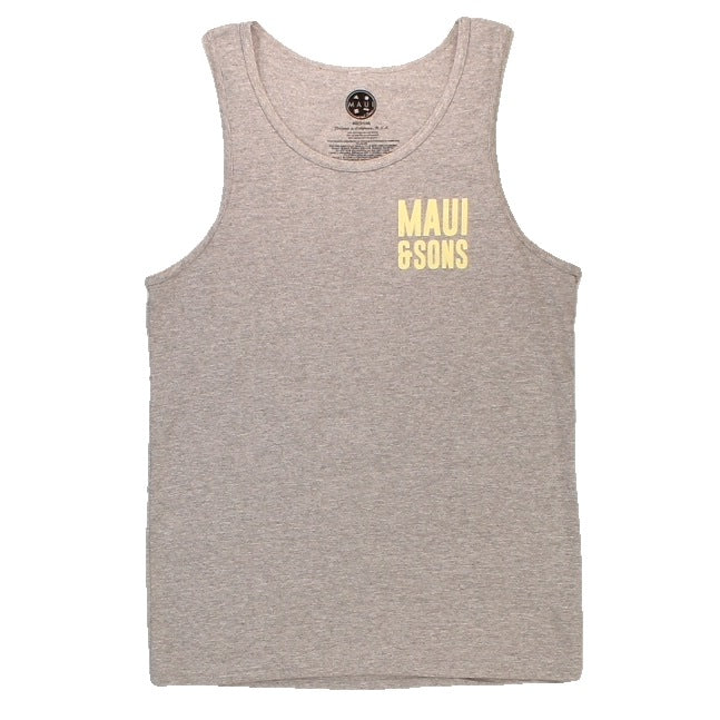 "Mens ""Sunset"" Tank top"