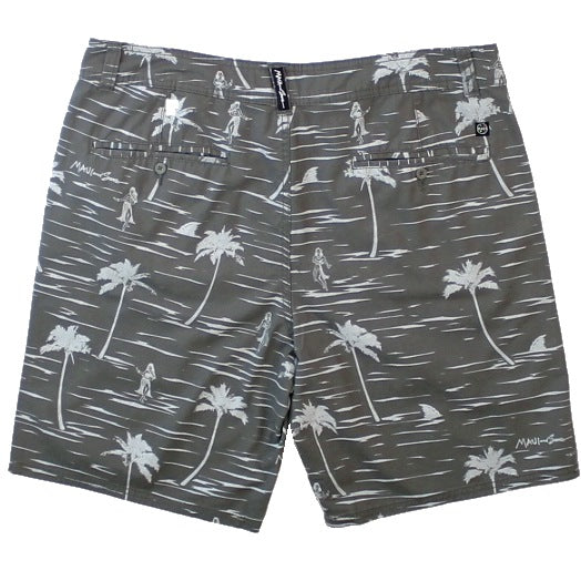 Hula Street Mens Walkshorts
