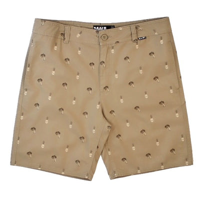 Pineaple Palm Mens Walkshorts