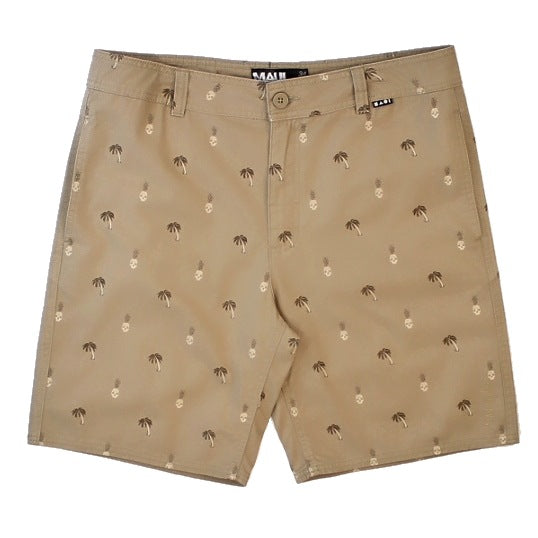 Pineaple Palm Men's Walk shorts