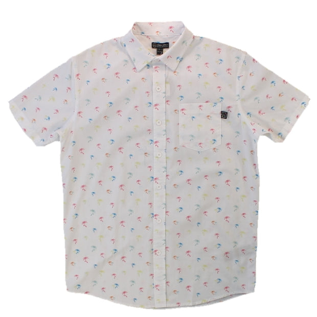 Mens Palm Beach Woven Shirt