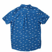 "Men's ""Shark Party"" Woven Shirt"