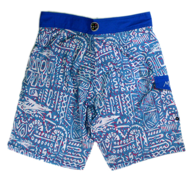 Loco Moco Men's 4-way Stretch Boardshort