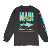 Camo Shark Long Sleeve