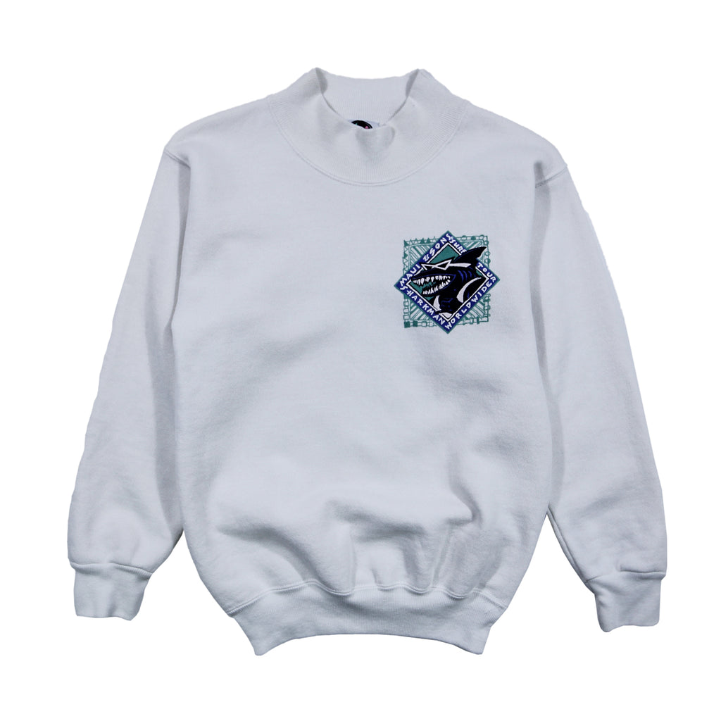 Deco Shark Sweatshirt circa 1988