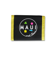 Retro Wallet - Yellow