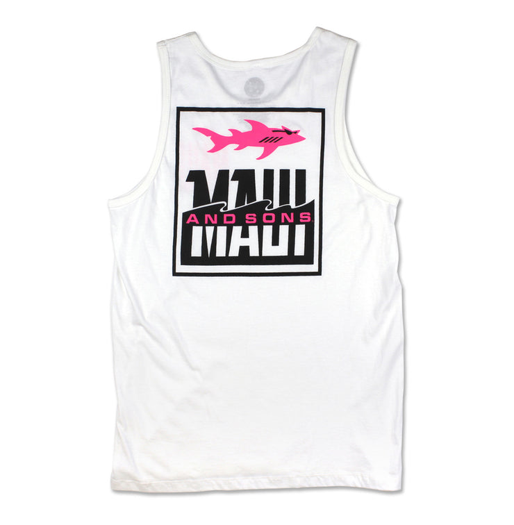 Classic Fish Out Of Water Tank Top-Multi Colors