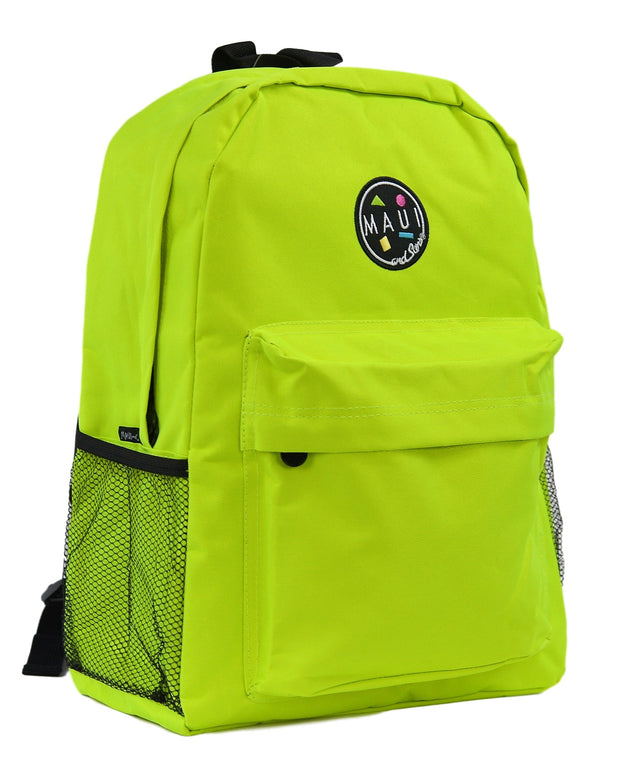 Backpack - Lime