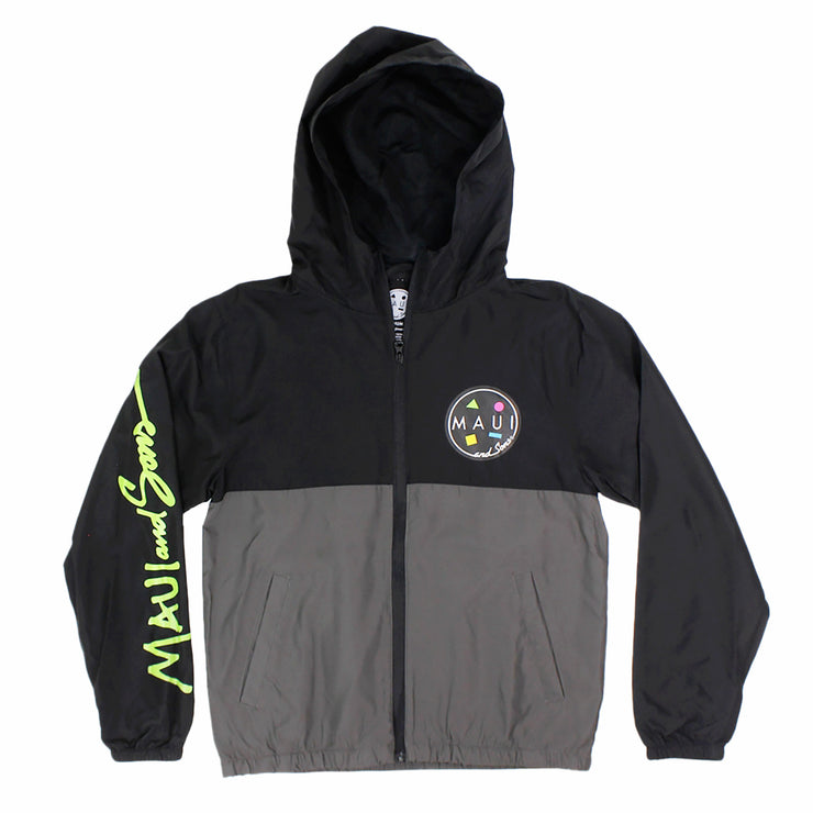 Youth Lightweight Windbreaker Jacket