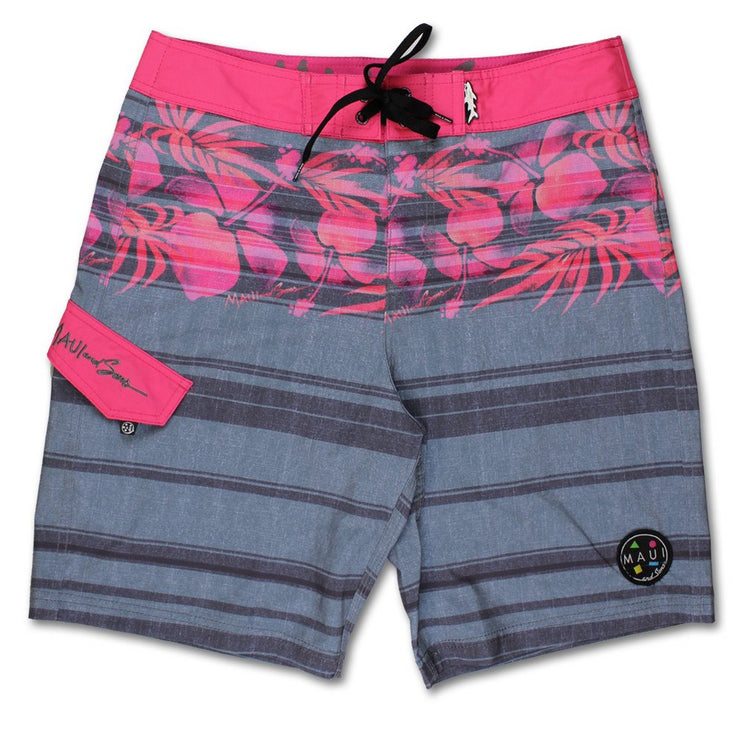 Flow Rider Mens Stretch Board Shorts