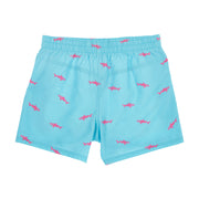 Savage Shark Volley Shorts-Multi Colors