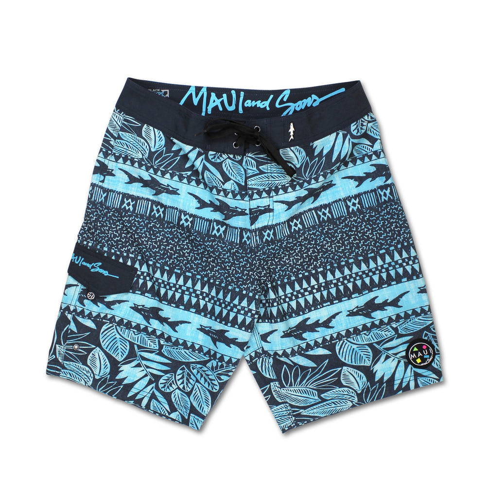 Broker 4-way Stretch Boardshorts