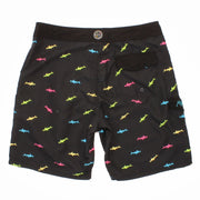 Straight Shark Microfiber Board shorts
