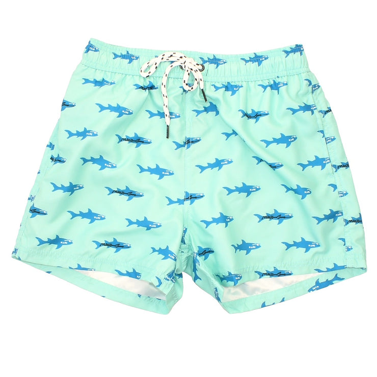 Classic Shark Men's Volley Short