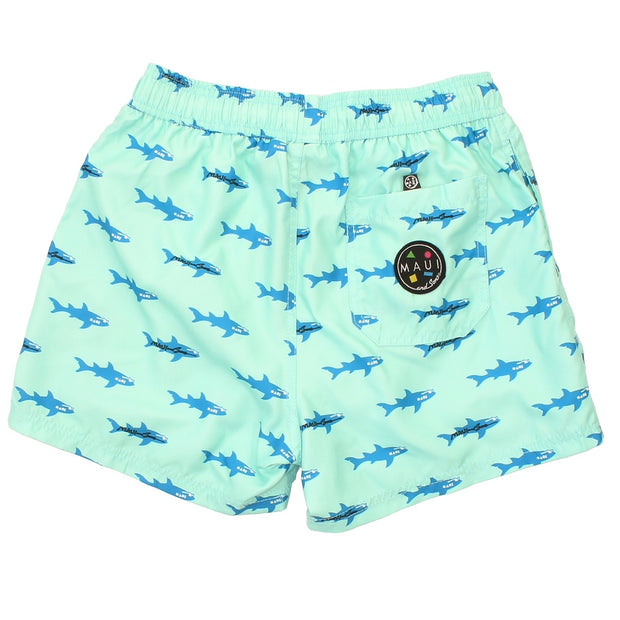 Classic Shark Mens Volley Short