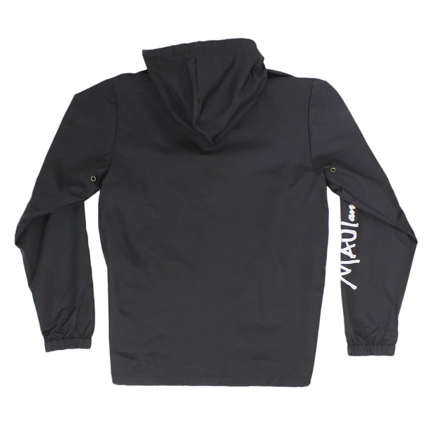 Rumble Water Resistant Hooded Windbreaker