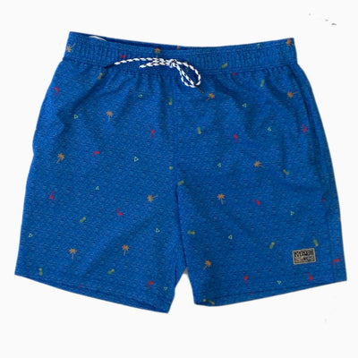 CA Vibe Men's Pool Shorts