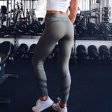 Women High Waist Yoga Pants Workout Gym Leggings For Fitness Compression Running Sport Leggings