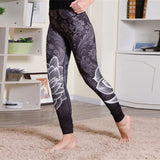 Women's Sport High Waist Fitness Legging Yoga Elastic Workout Leggings For Women