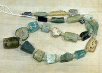 Wonderful Strand of Roman Glass Beads