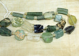 Cool Strand of Roman Glass Beads
