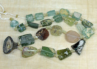Strand of Roman Glass Beads