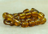 Antique Afghan Amber Prayer Beads
