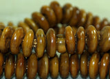 Antique Amber Prayer Beads from Afghanistan