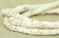 Small  Fish Vertebrae Beads from The Gambia