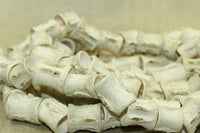 Large  Fish Vertebrae Beads from The Gambia