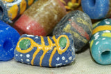 Bag of Wonderful Krobo Beads from Ghana