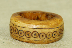Pig Bone Ring from Papua New Guinea