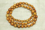 Bone Melon Beads from Nigeria