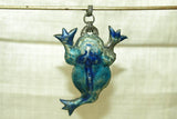 "Antique Lucky ""Money Toad"" Pendant from China"
