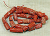 Strand of Antique Nigerian Coral Beads