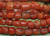 Strand of Gorgeous Antique Nigerian Coral Beads