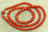 Antique Italian Coral necklace