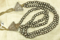 Old Double Strand India silver