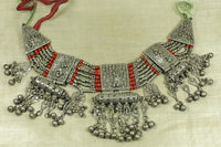 Antique Silver Neckalce parts from Yemen