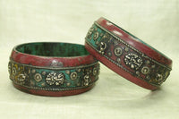 New Lacquer Ganeha Bracelet from India